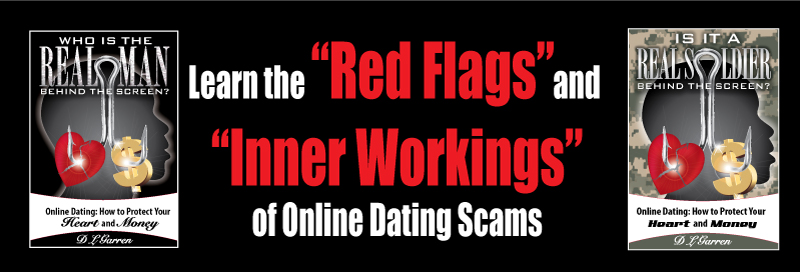 red flags to look for when online dating