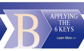 Step B: Applying the 6 Keys